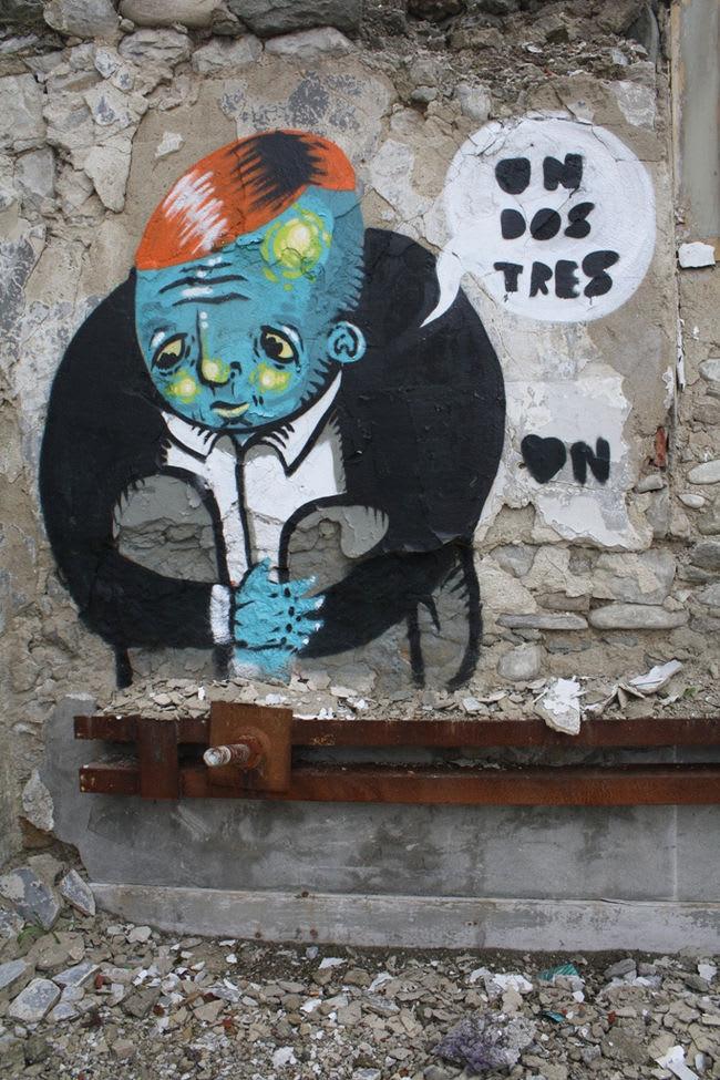 Œuvre  à Fribourg