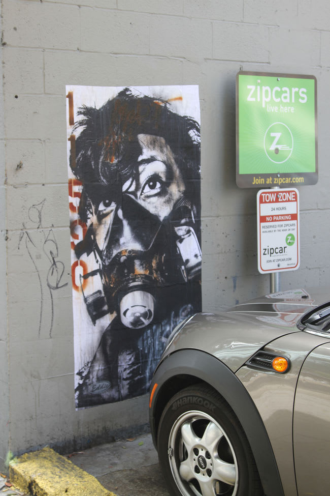 Œuvre Par eddie colla à San Francisco