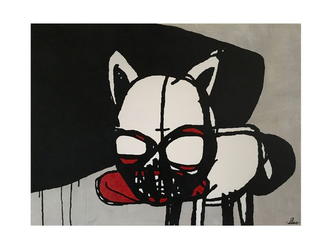 Œuvre Par Silas - Benjamin Jendly à Neuchâtel