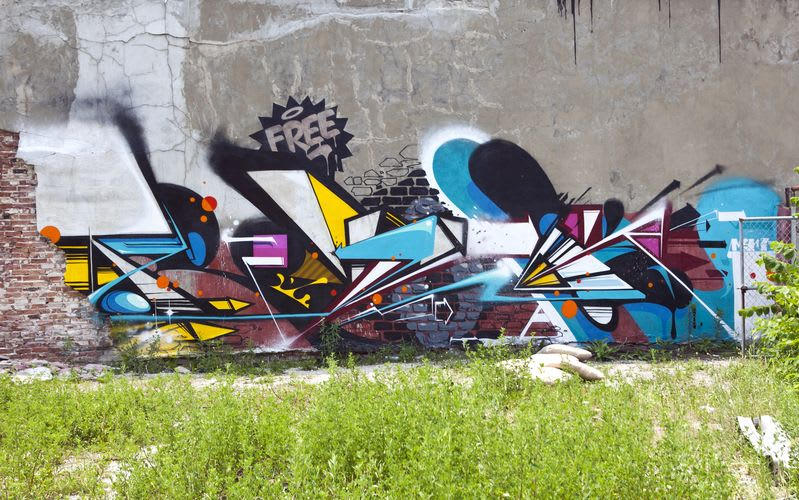 Artwork  in Chicago
