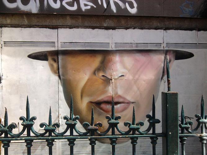 Œuvre Par Mesa à Barcelone