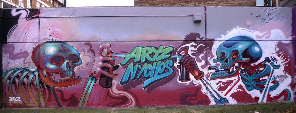 Artwork  in London
