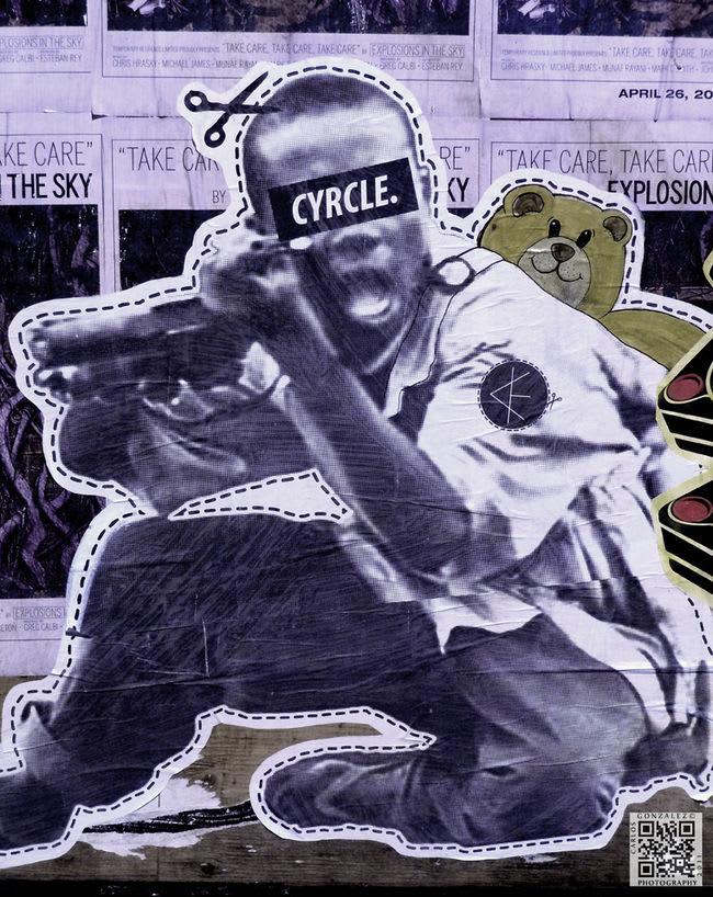 Artwork By Cyrcle  in Los Angeles