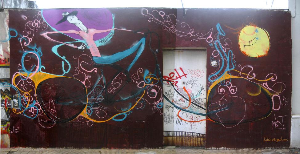 Œuvre  à Buenos Aires