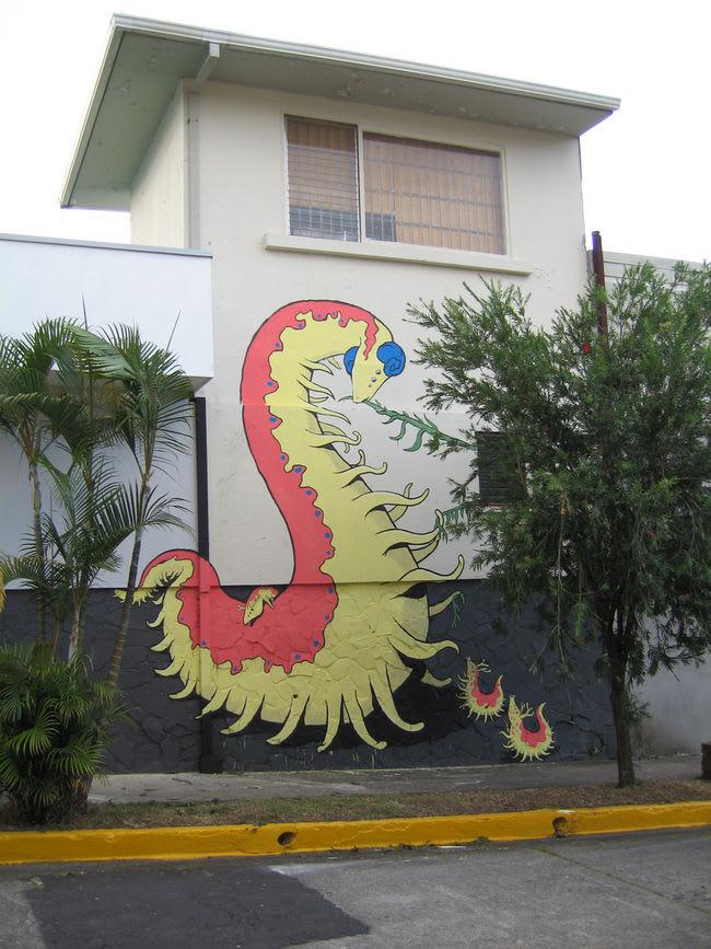 Artwork  in San José