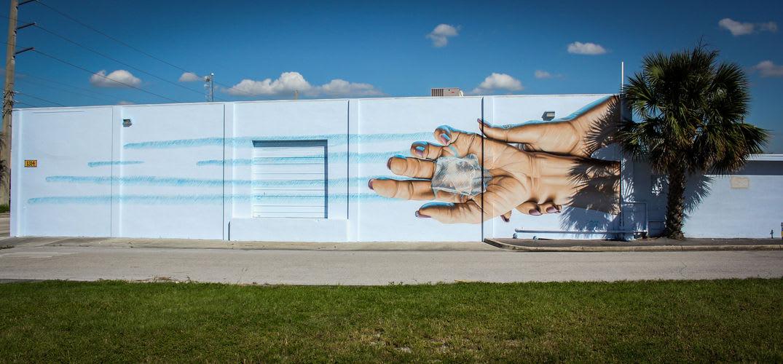 Œuvre Par Karl Addison, James Bullough à Sarasota