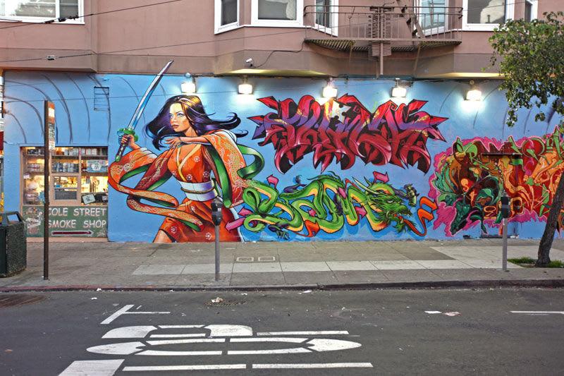 Artwork  in San Francisco