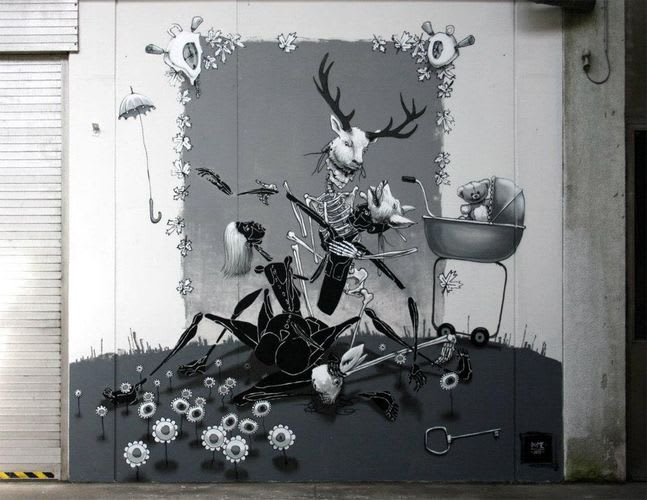 Artwork By Dome in Karlsruhe