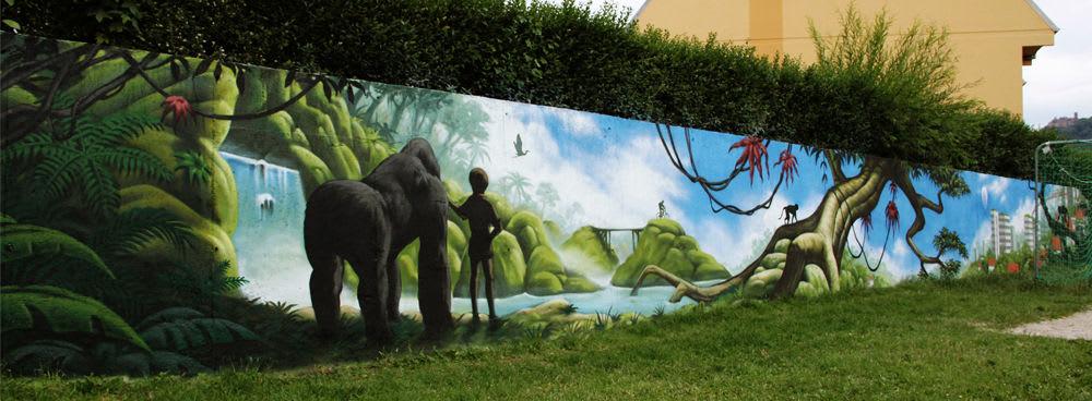 Artwork By Jean Linnhoff in Ribeauvillé