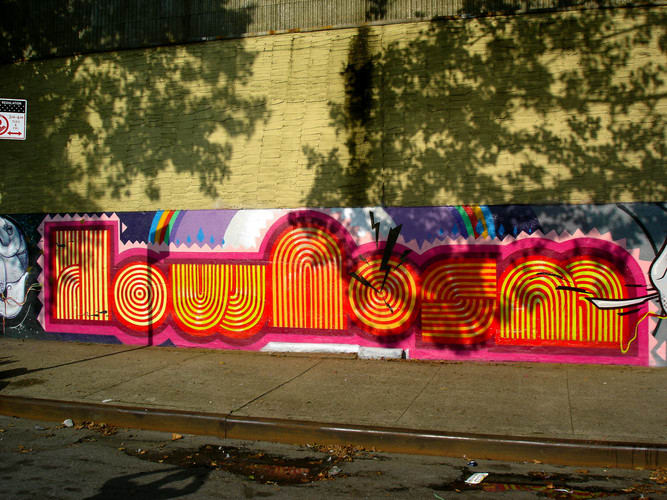 Œuvre  à New York
