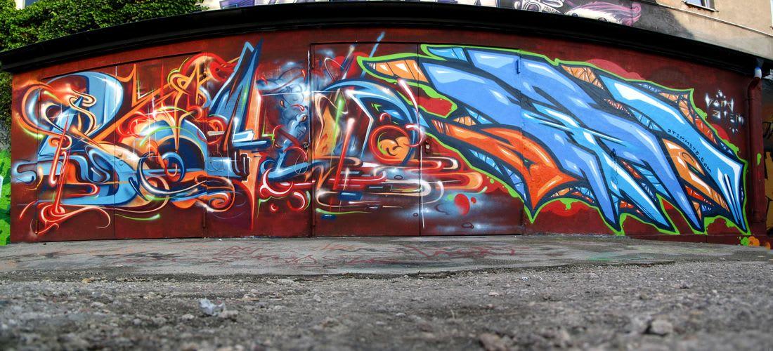 Artwork By Bond in Leipzig