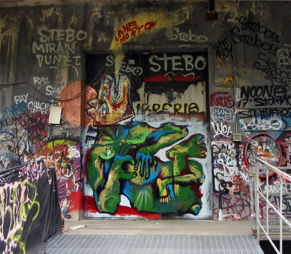 Artwork By Azz the One in Milan