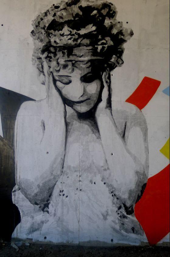 Artwork By Yseult YZ in Bondy