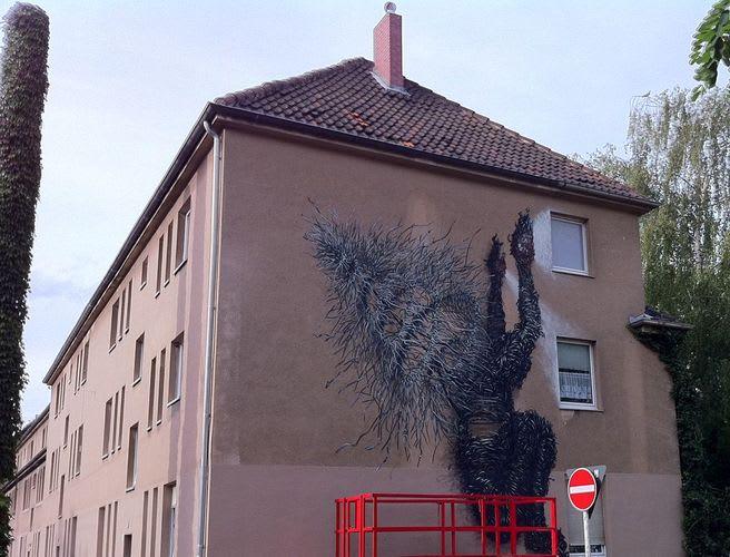Artwork  in Cologne