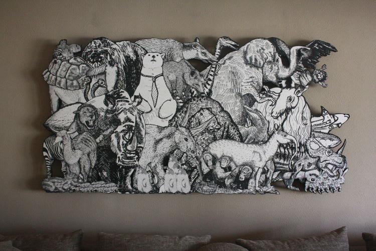 Artwork By Karl Addison in Phoenix