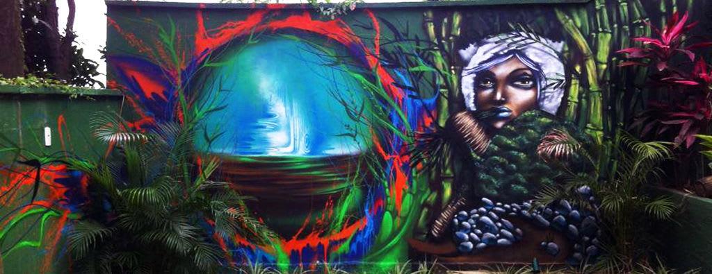 Œuvre Par NEXTWO (RJ) à Rio de Janeiro