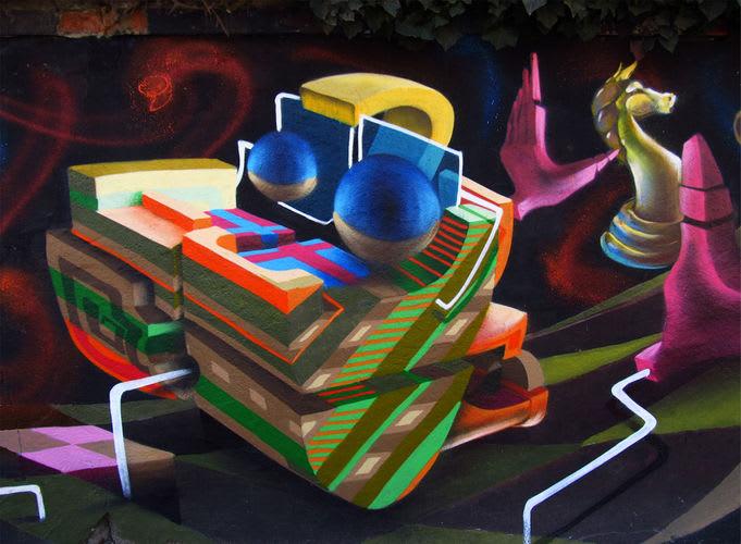 Artwork By Painters in Villarrica