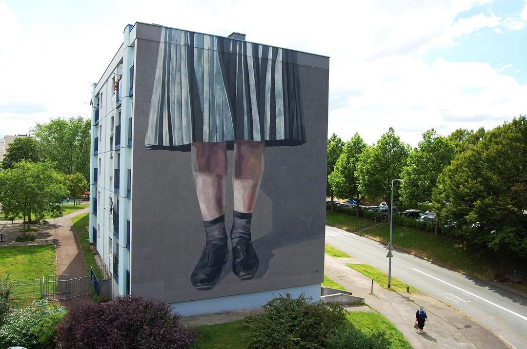 Artwork By Hyuro in Besançon