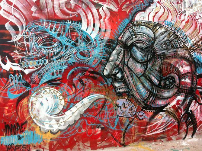 Œuvre Par Matt Hebermehl à Miami