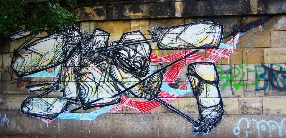 Œuvre Par Shida à Sydney