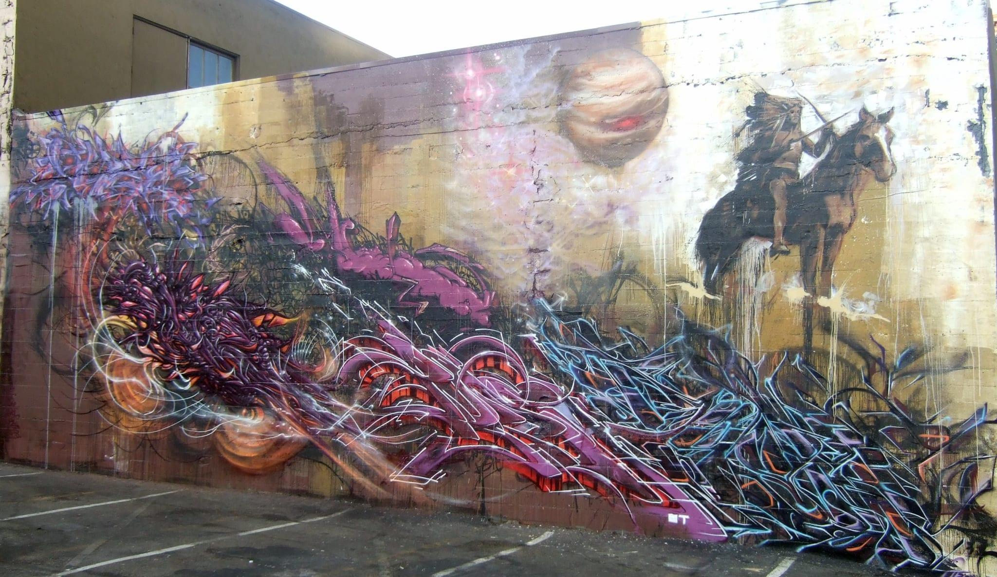 Œuvre  à San Francisco