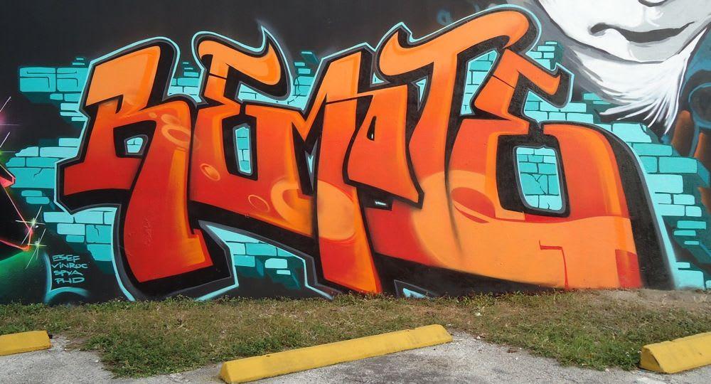 Œuvre  à Miami