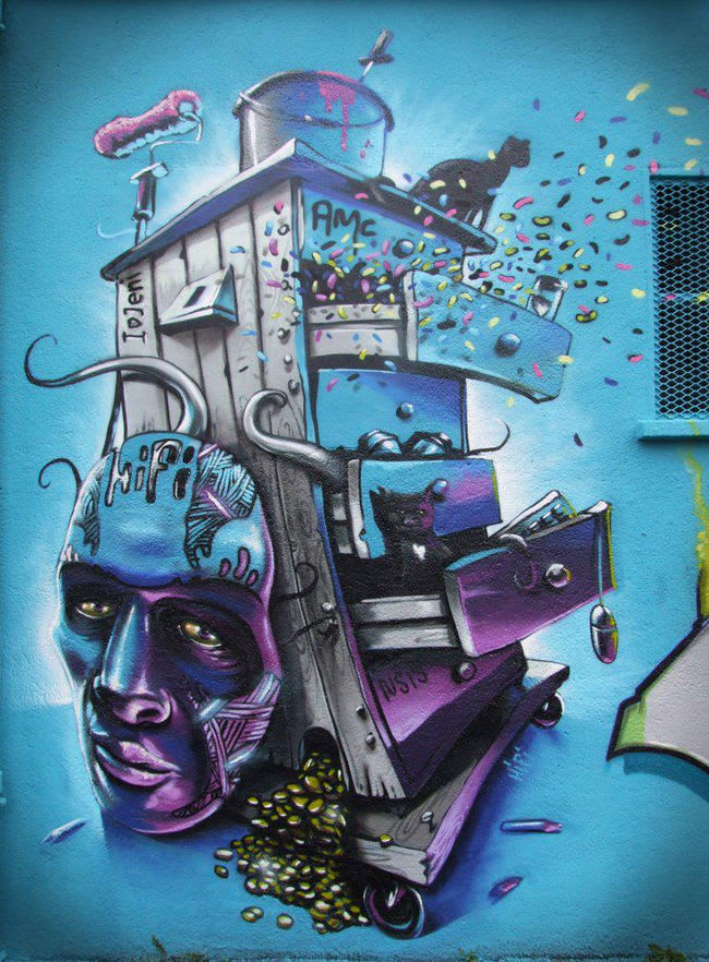Artwork By Hifi in Lille
