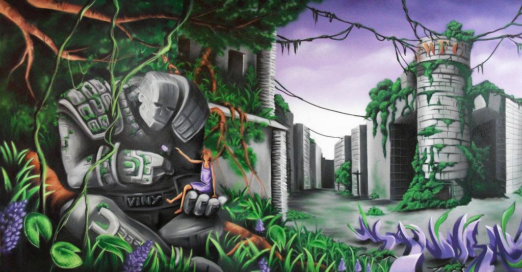 Artwork By Vinie in Bobigny