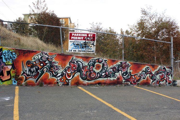 Artwork By Tekar in St. John's