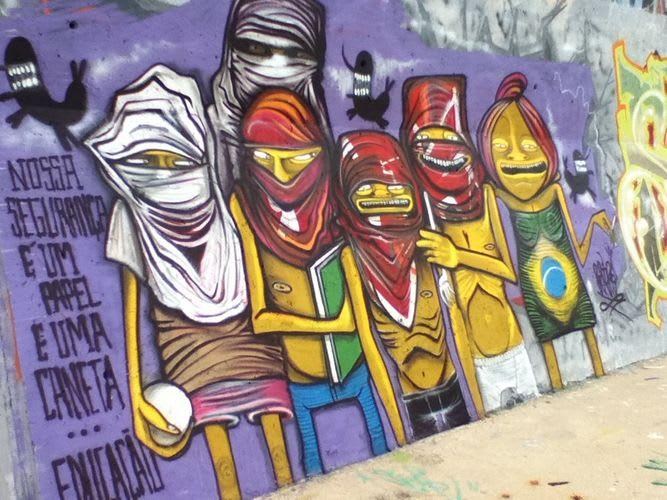 Artwork By Nhobi in La Ciotat