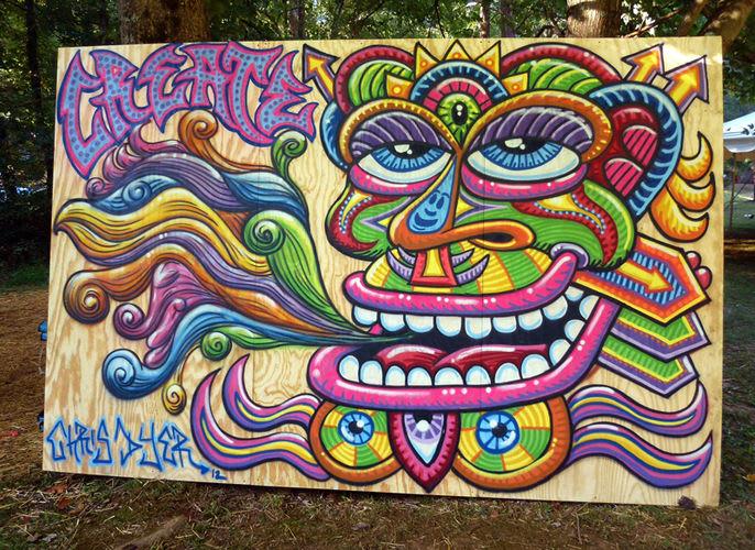 Artwork  in Columbus