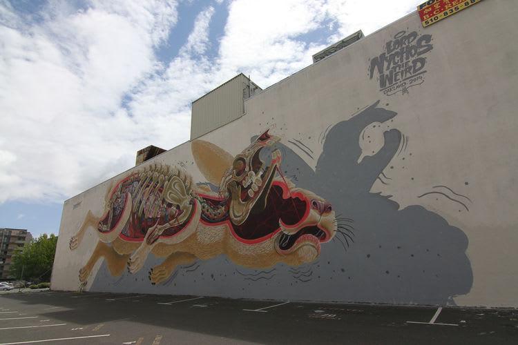 Artwork  in Oakland