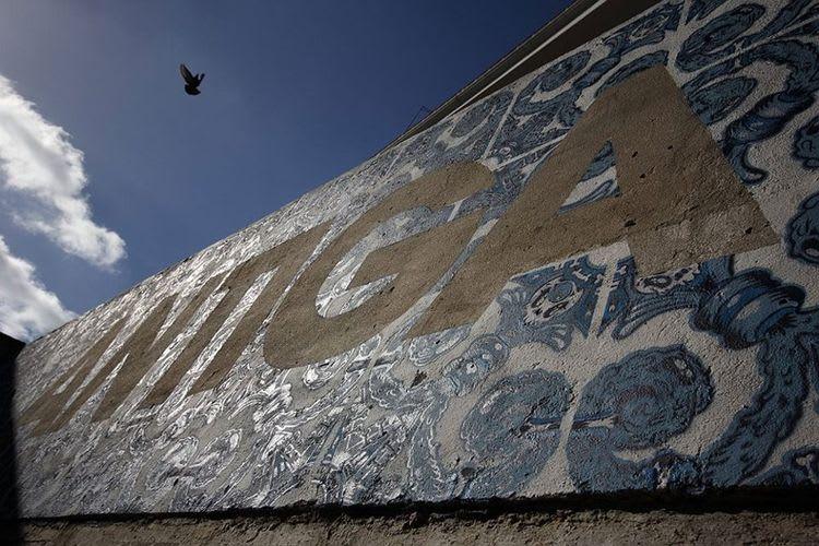 Artwork By Diogo Machado in Lisbon