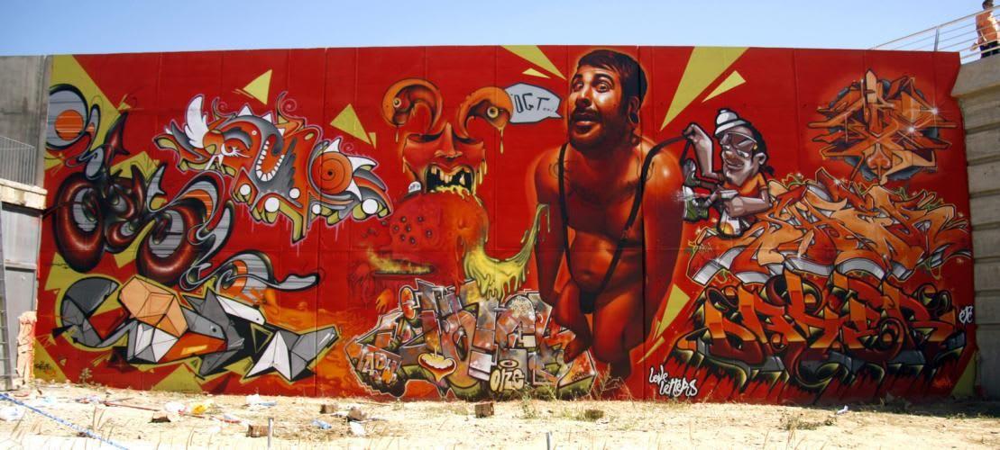 Artwork By Ana Langeheldt - Lahe178, Belin in Zaragoza