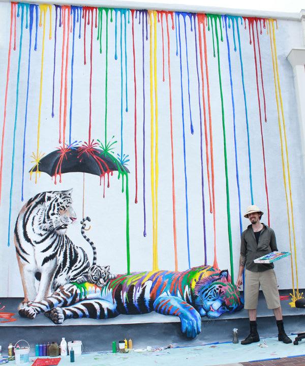 Artwork By Michael Summers in Carlsbad