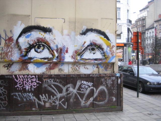 Artwork By ERICK in Brussels