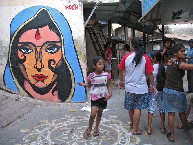 Artwork  in Mumbai