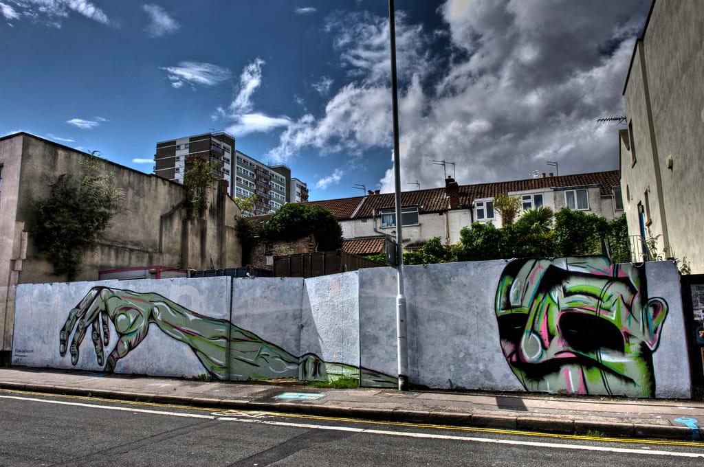 Artwork By Lee Ellis in Bristol