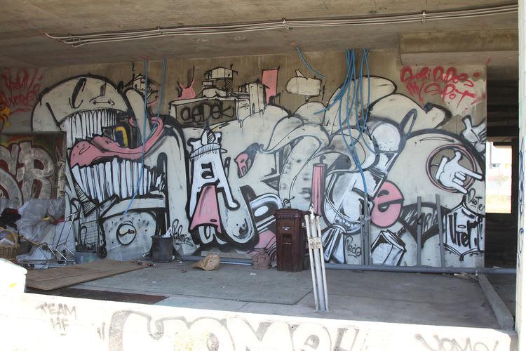 Œuvre Par uter one à Oakland