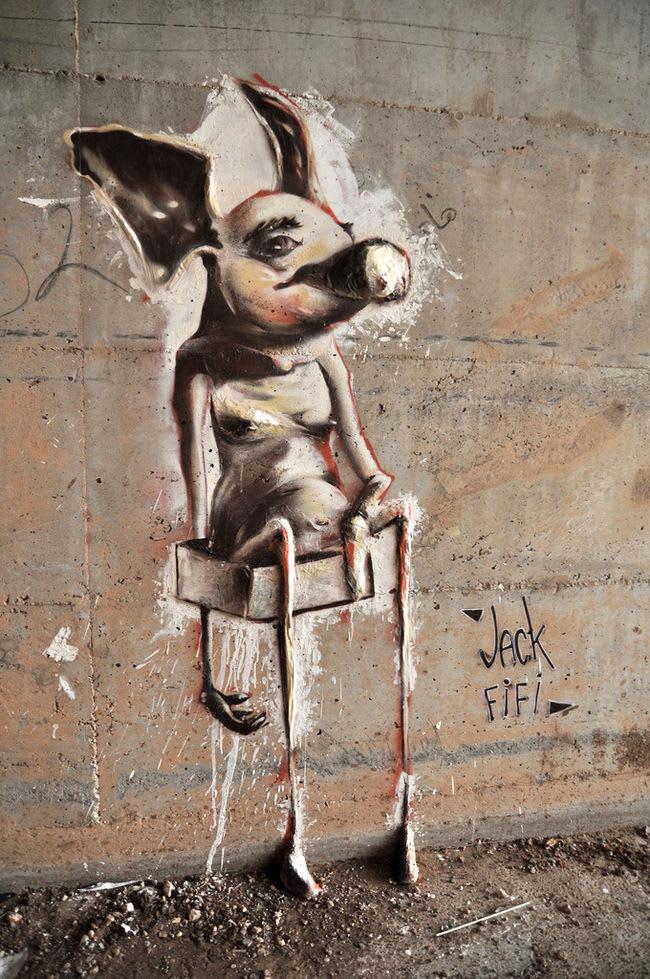 Artwork By jack in Jerusalem