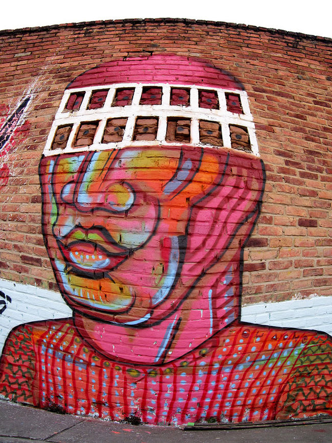 Artwork By Guache in Madrid