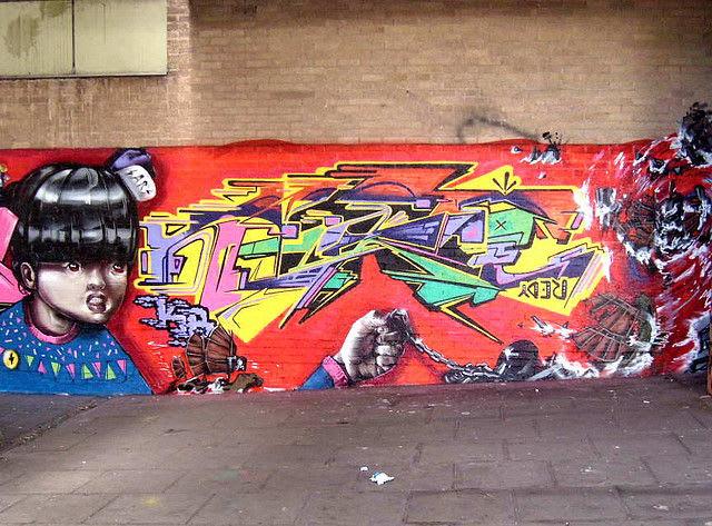 Artwork  in Nottingham