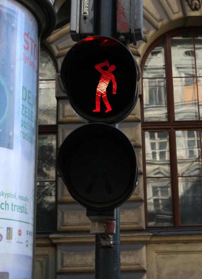 Artwork By Roman Tyc in Prague