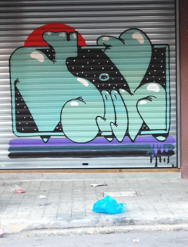 Artwork  in Patras