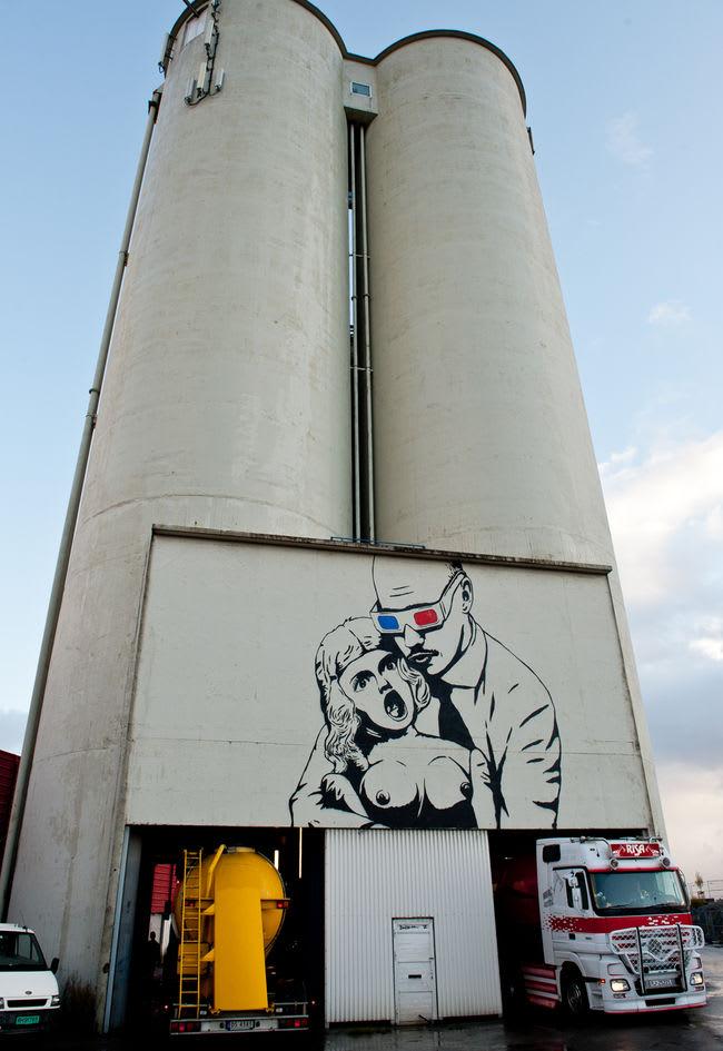 Artwork By Dolk in Stavanger