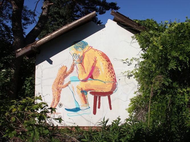 Artwork  in Berlin