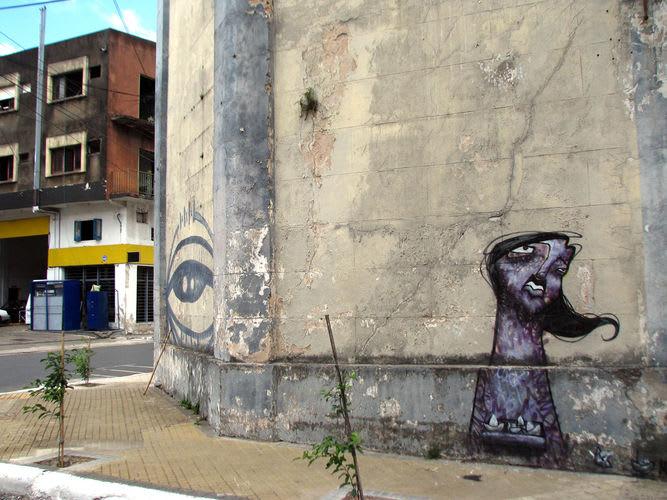 Artwork By Magrela in Asunción
