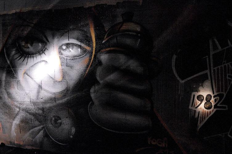 Artwork By Koga in Nancy