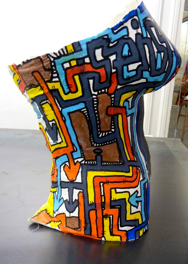 Artwork By Tarek in Lyon