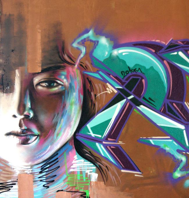 Artwork  in Metz